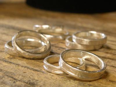 オリジナル結婚指輪サンプル
