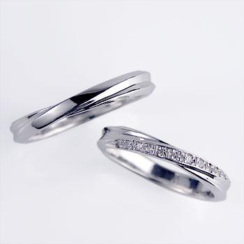 結婚指輪 無限