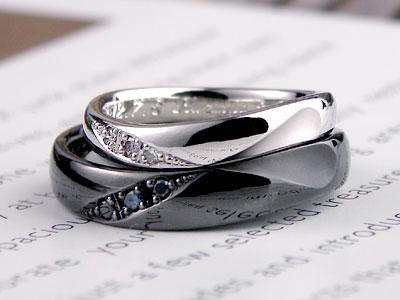 社交ダンス結婚指輪