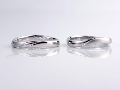 オリジナル結婚指輪春光